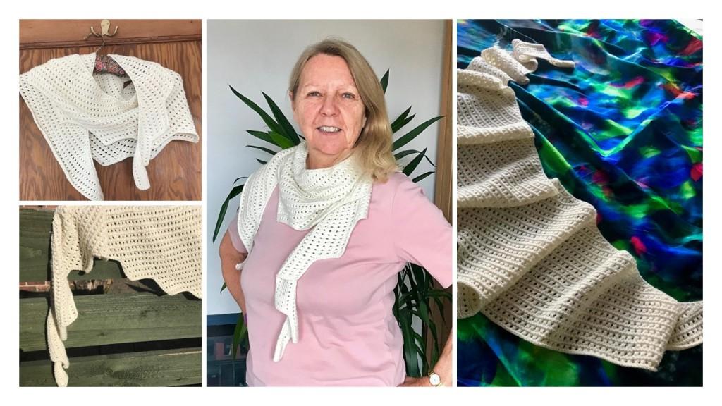 Widening Gyre scarf