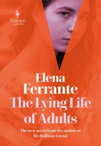 Cover of The Lying Life of Adults by Elena Ferrante