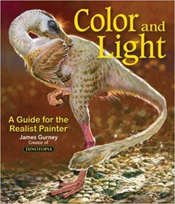 Cover of the book color and light by James Gurney