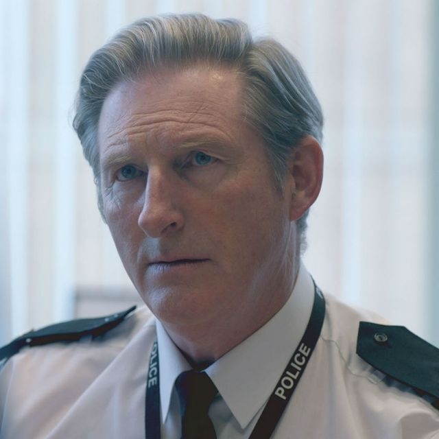 Ted Hastings from Line of Duty.